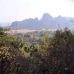 Ausblick vom Fels