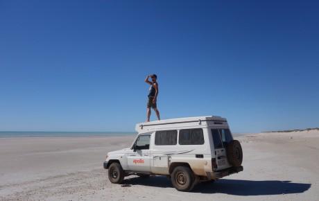 Auf Achse #2: Mit Dirty Freddy durch die Kimberleys bis ans Meer