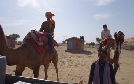 Heinz & Hilde auf Expedition in der Thar-Wüste
